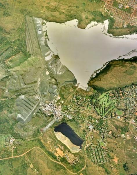 Cullinan Aerial View