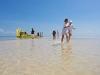 On A Sand Bar