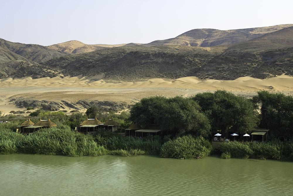 Cunene River, Namibia, at Serra Cafema Lodge 4