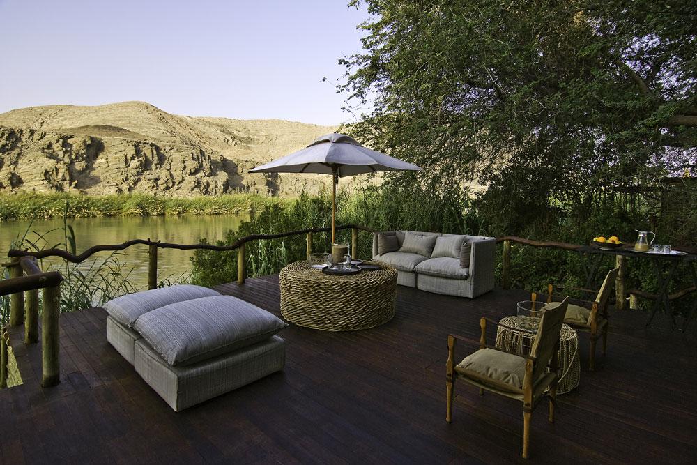 Cunene River, Namibia, at Serra Cafema Lodge 6