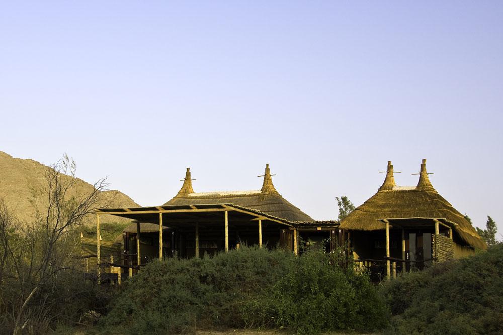 Cunene River, Namibia, at Serra Cafema Lodge 5