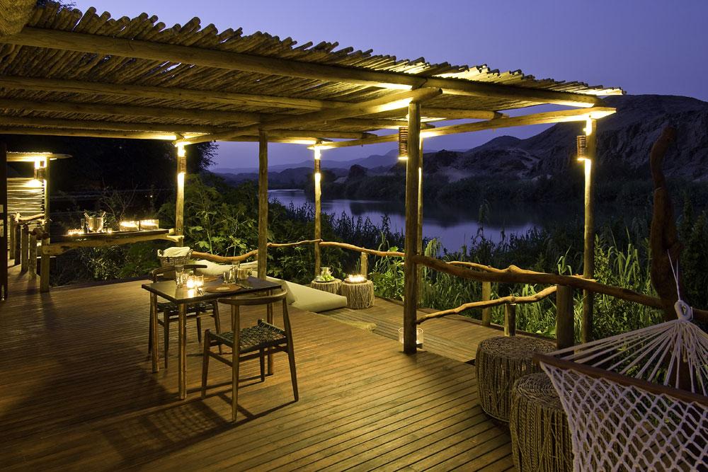 Cunene River, Namibia, at Serra Cafema Lodge 8