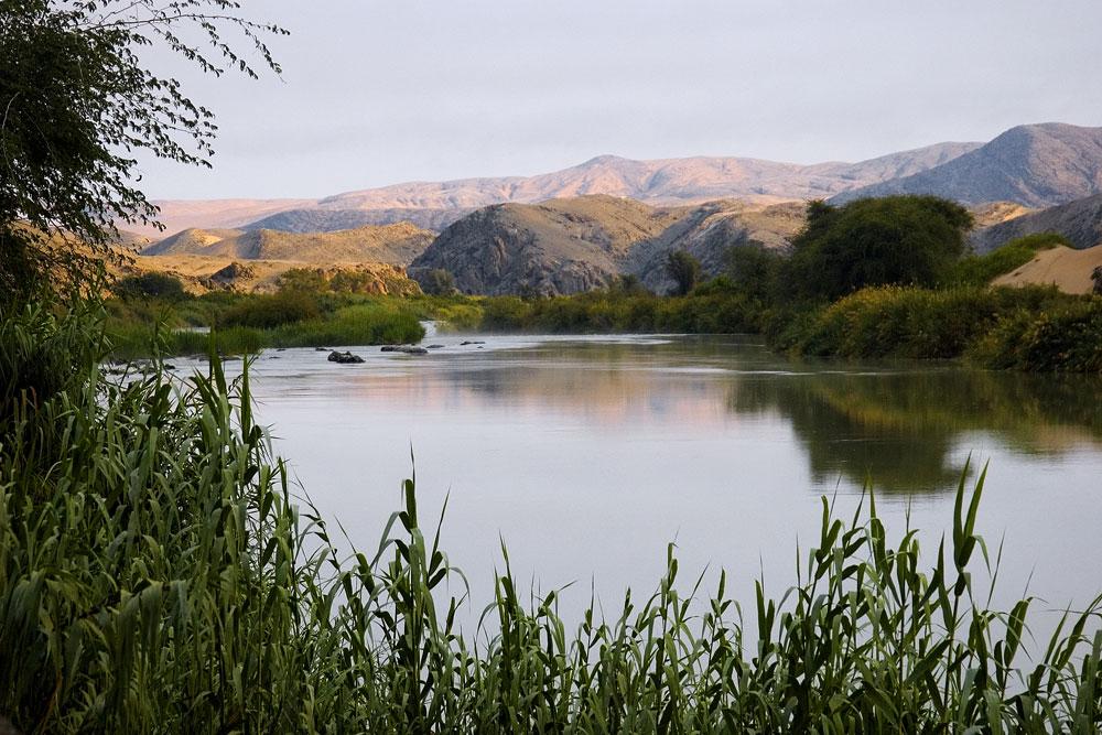 Cunene River, Namibia, at Serra Cafema Lodge 2