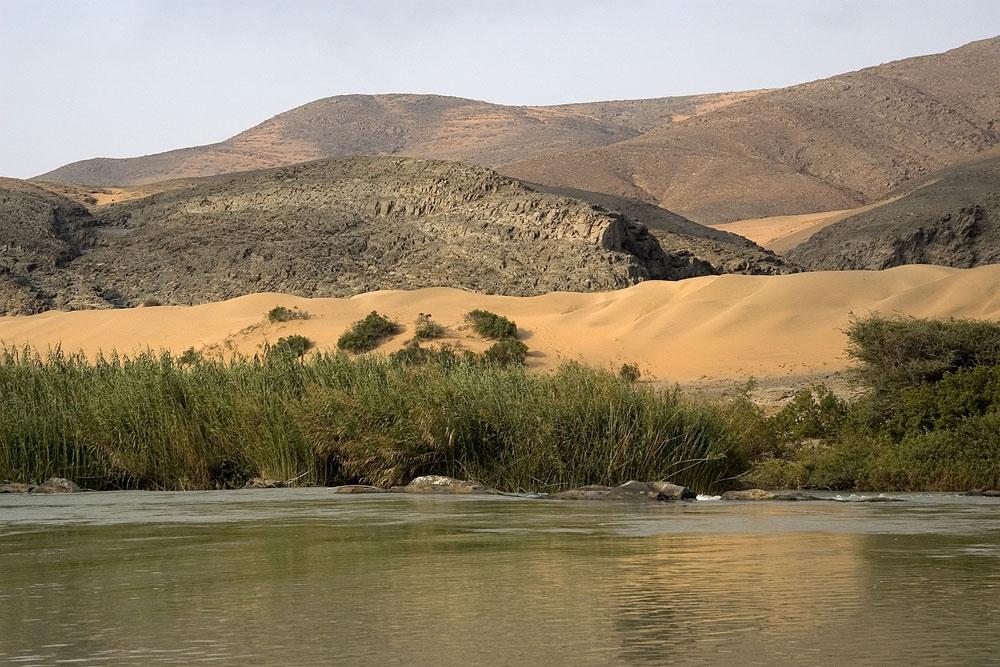 Cunene River, Namibia, at Serra Cafema Lodge 3