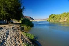 Orange River   South Africa