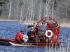 Bridgewater Fire airboat