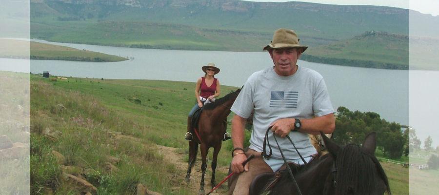 Wild Horses Lodge - horse riding