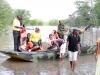 Botswana Defence Force airboat