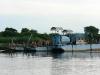 Zambezi - pontoon ferry