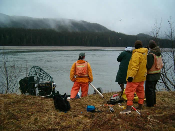 Alaska - GPS Elevation Mapping