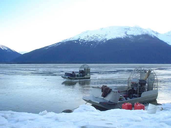 Alaska - Seismic Mapping