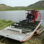 Mara River Airboat Safari