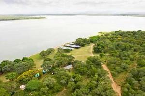 Mananga Aerial View