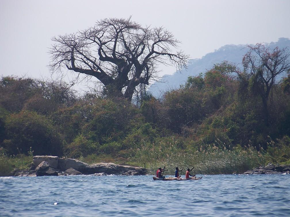 Lake Malawi - Chembe Island