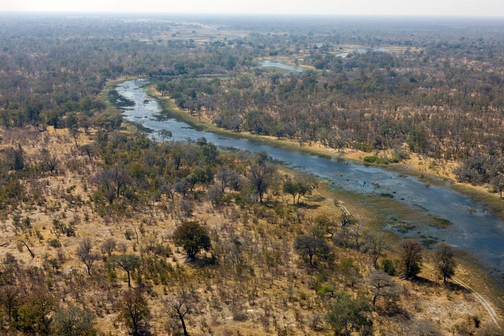 Okavango River - Savuti Channel