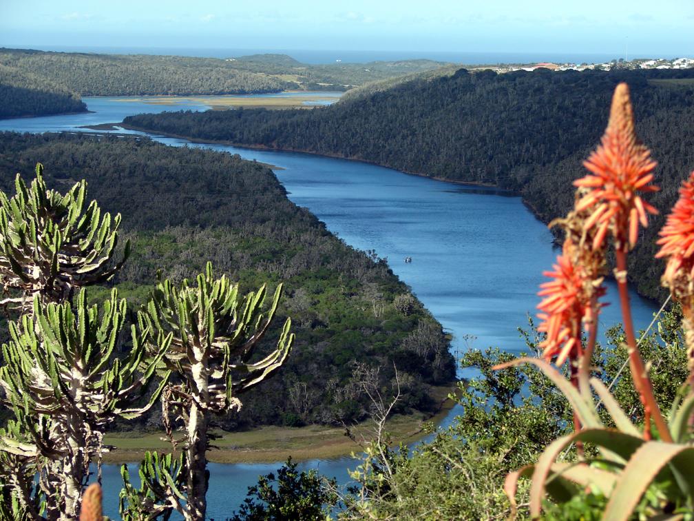 Kariega River - seen from Stanleys