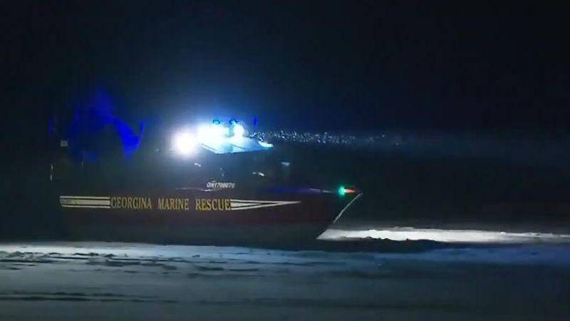 Georgina Marine Rescue airboat