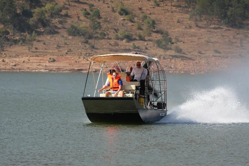 Speeding up, Luphohlo Dam, Swaziland