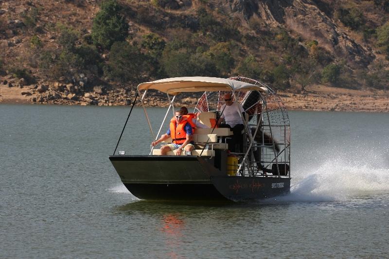 Head-on, Luphohlo Dam, Swaziland