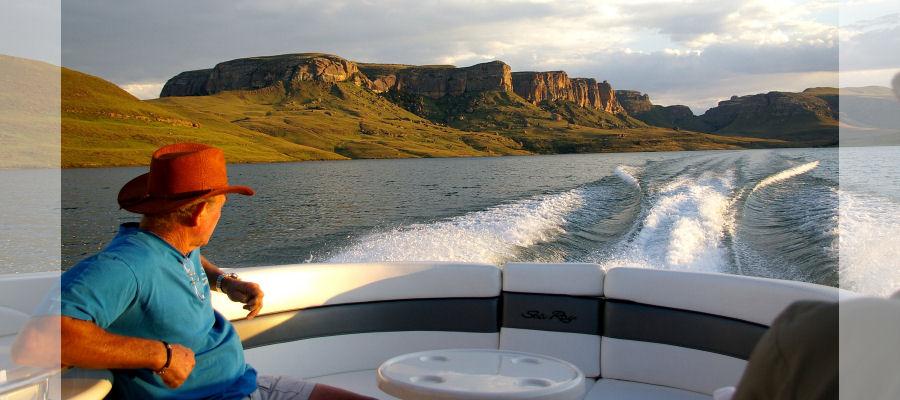 Wild Horses Lodge - boating
