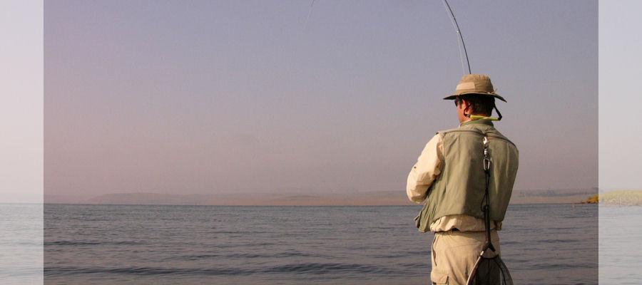 Wild Horses Lodge - fishing